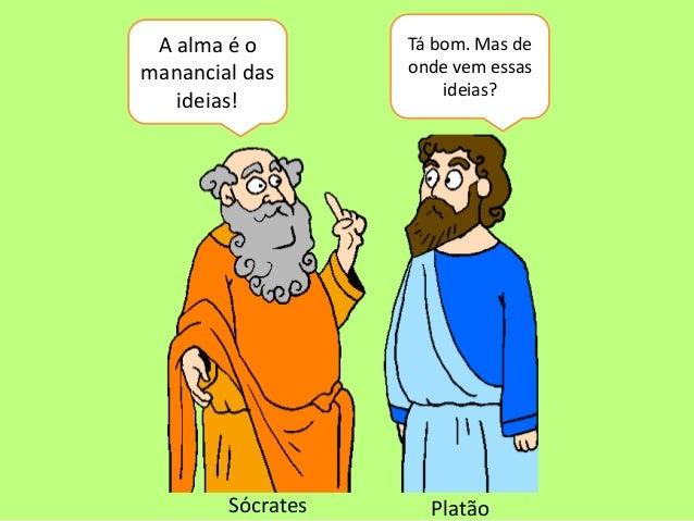Ideias De Platão ~ 3 ano