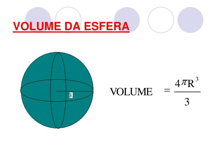 Esfera - InfoEscola