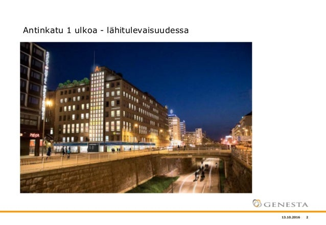 Opening for a Senior Investment Manager in Stockholm.