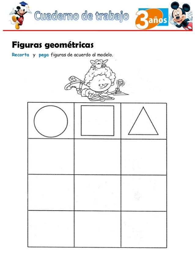 Cuaderno De Trabajo Ii 3 Anos Matematicas