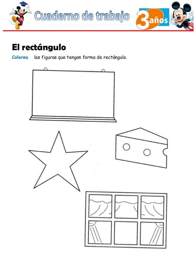 Cuaderno De Trabajo Iii 3 Años Matematicas