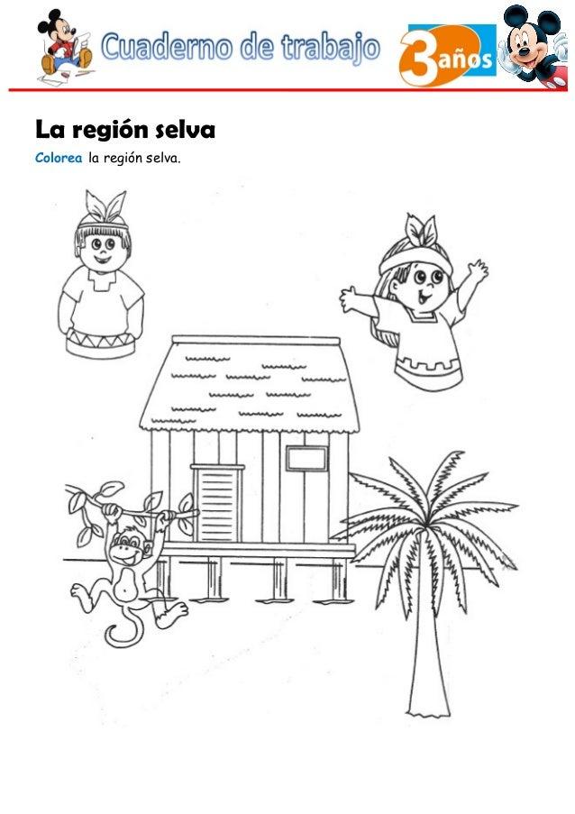 Moderno Hoja De La Selva Para Colorear Elaboración - Ideas Para ...