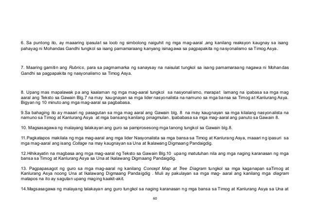 6. Sa puntong ito, ay maaaring ipasulat sa loob ng simbolong naiguhit ng mga mag-aaral ,ang kanilang reaksyon kaugnay sa i...