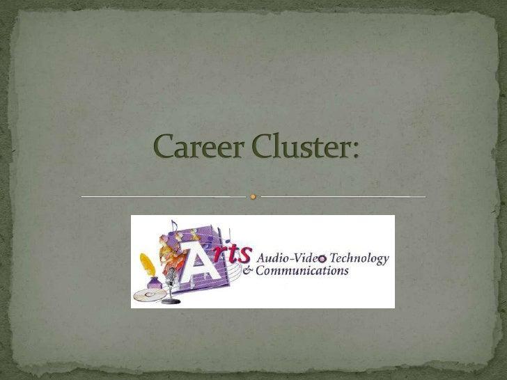 Career Cluster:<br />