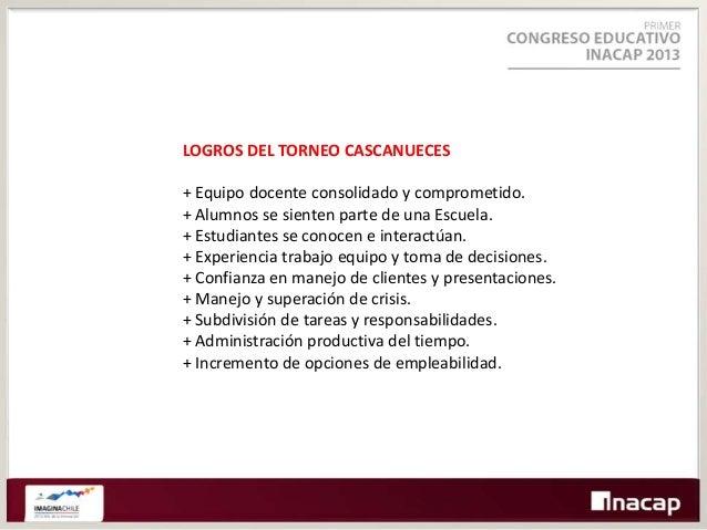 LO QUE VIENE PARA CASCANUECES + Firma de convenio formal con OPS/OMS + Incorporación de otras oficinas de la ONU  + Intern...