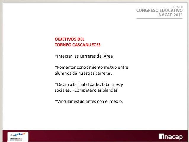 TORNEO CASCANUECES EN CIFRAS Siete años Tres carreras Veinte docentes Casi 500 alumnos