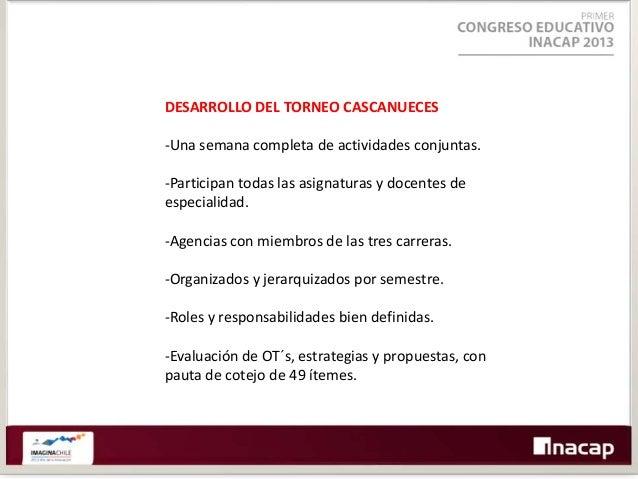 MISIÓN DE CADA CARRERA EN CASCANUECES Publicidad: Investigación de mercado y desarrollo de estrategias de marketing, comun...