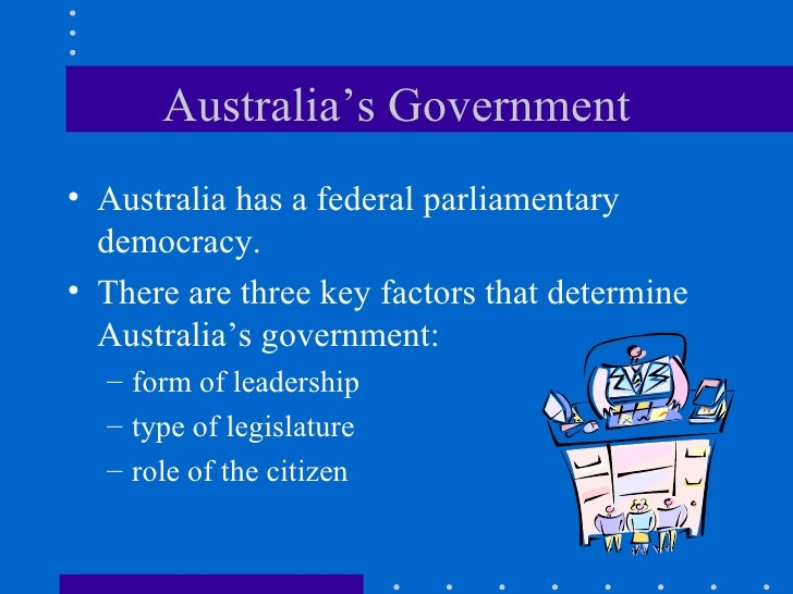 3 Australias Government