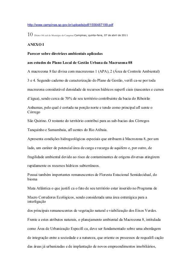 http://www.campinas.sp.gov.br/uploads/pdf/1556487199.pdf10 Diário Ofi cial do Município de Campinas Campinas, quinta-feira...