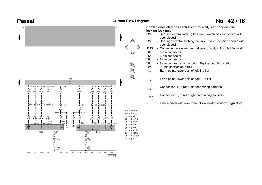 passat b5 3b6 convenience wiring diagram 16 728?cb=1271350571 passat b5 3b6 convenience wiring diagram vw t5 central locking wiring diagram at reclaimingppi.co
