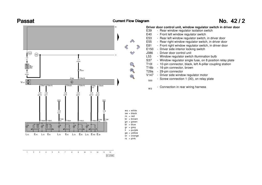 Vw Door Wiring Diagram - Circuit Diagram Symbols •