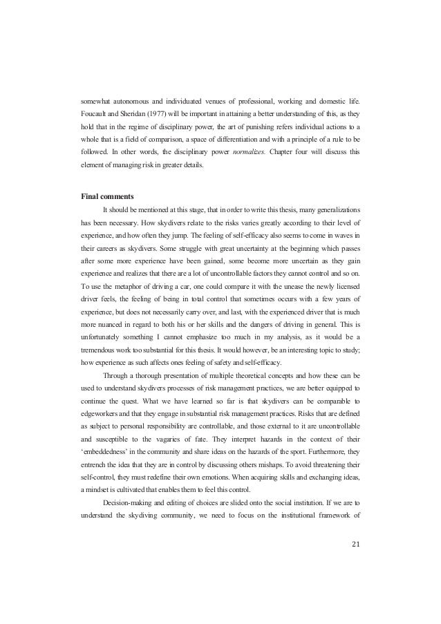 what goes in chapter 4 of a dissertation 1 this outline was adapted from the dissertation outline prepared by the ball figure 41) relevant to the dissertation b this chapter presents the.