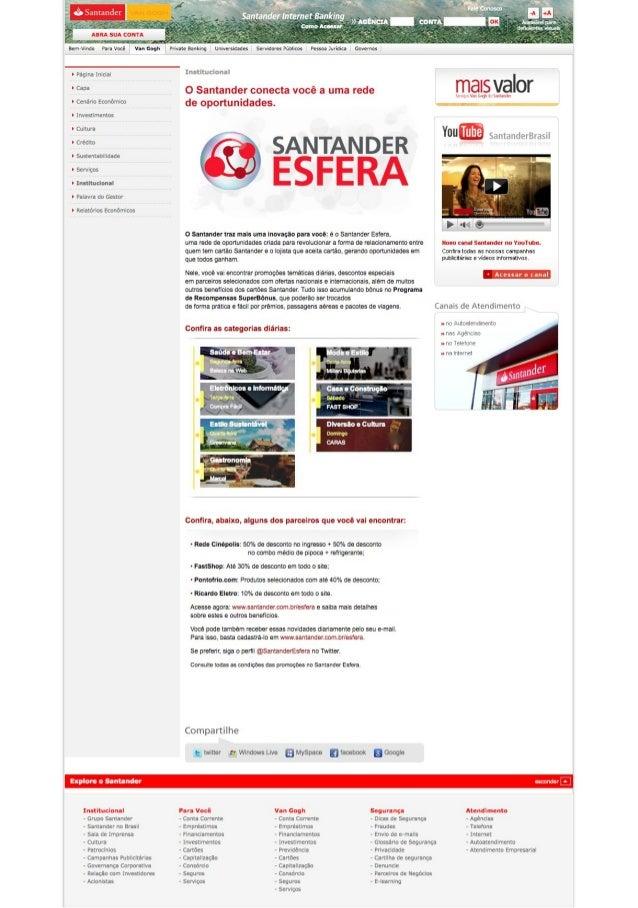 Fireshot Capture 4 Banco Santander Brasil S A Https Www San