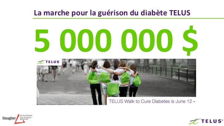18  Soutenir la gestion de la santé des diabétiques TELUS Solutions en santé est la meilleure organisation de soins de   ...