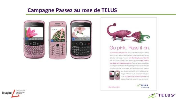 Page Facebook Passez au rose                  Page lancée en septembre 2010                  820 000 personnes ont chois...