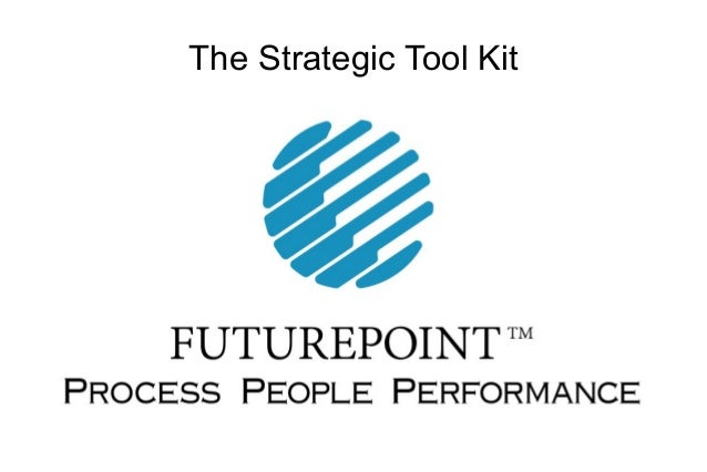 The Strategic Tool Kit
