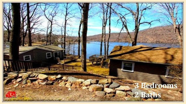 3 bedroom lakefront cottages for sale in danbury ct 27 for Lakeside cabins for sale