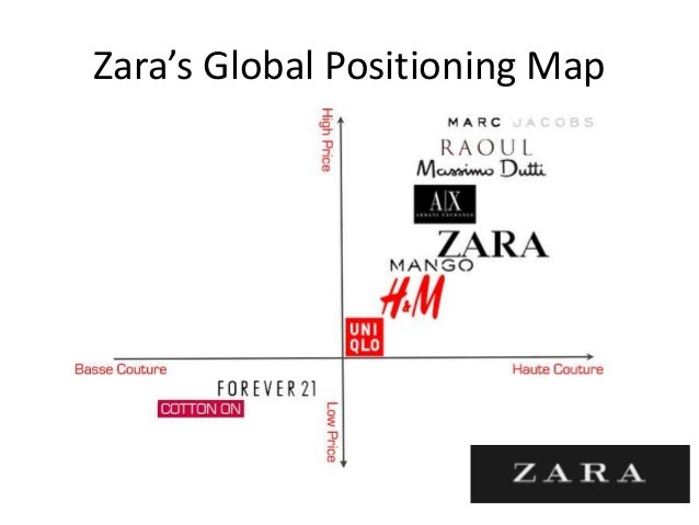 zara positioning map Weekly new trends in clothes, shoes & accessories at zara online free shipping for you to try on at your leisure.