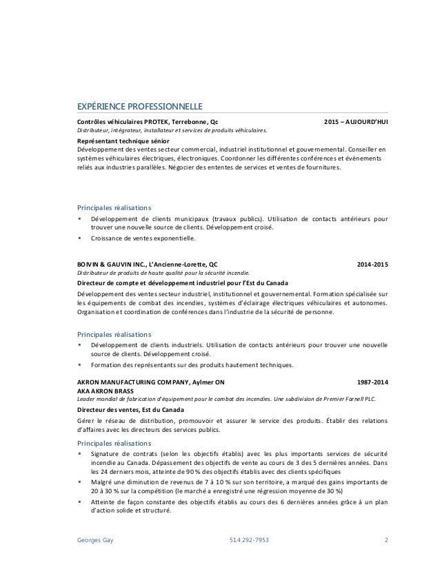 CV FR 2015 GAREAU Normand Slide 2