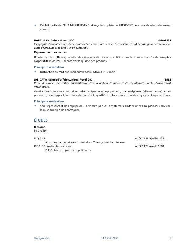 CV FR 2015 GAREAU Normand Slide 3