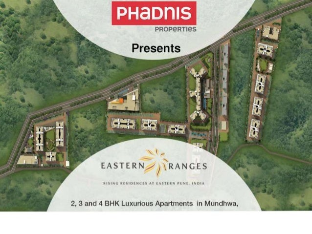 3 BHK apartments in Pune - Get the Best only at Eastern Ranges http://www.EasternRanges.com/