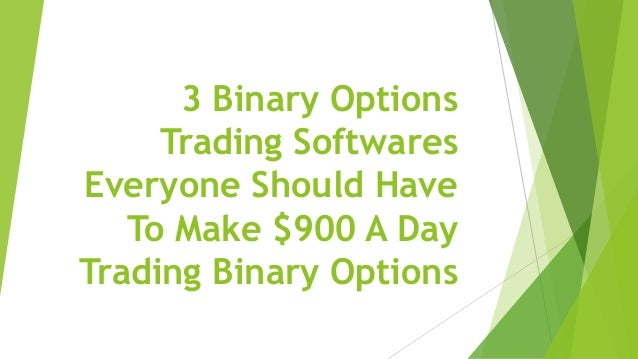 Make some money online trading binary options
