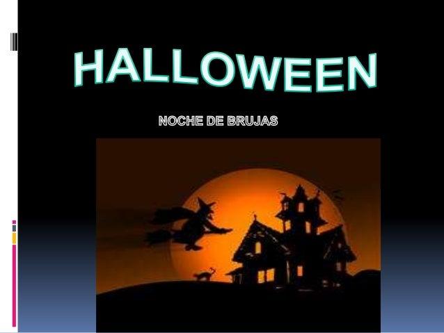 """ Cada año se hace más popular la celebración  de la """"fiesta"""" de Halloween o noche de brujas.  Los niños, con la plena apr..."""