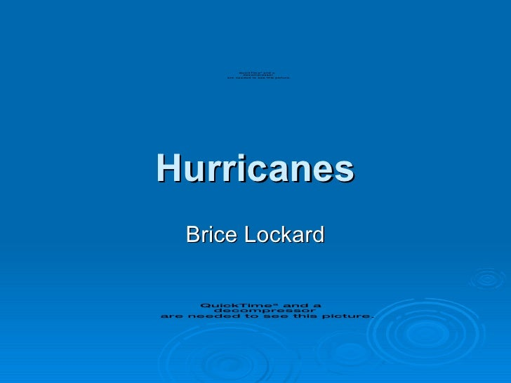 Hurricanes Brice Lockard