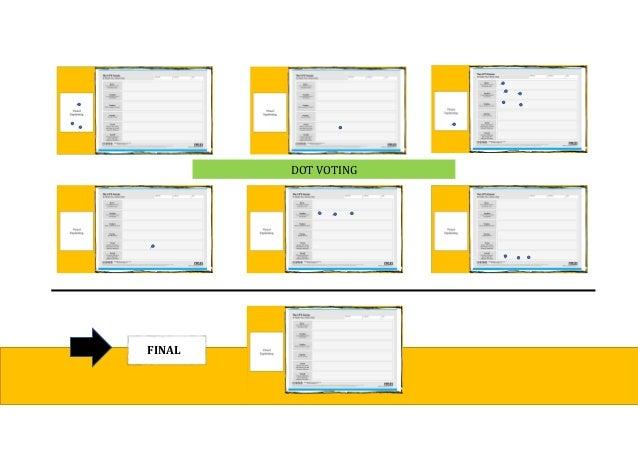 Deliverable 6 solutions (1 per team member) X 6