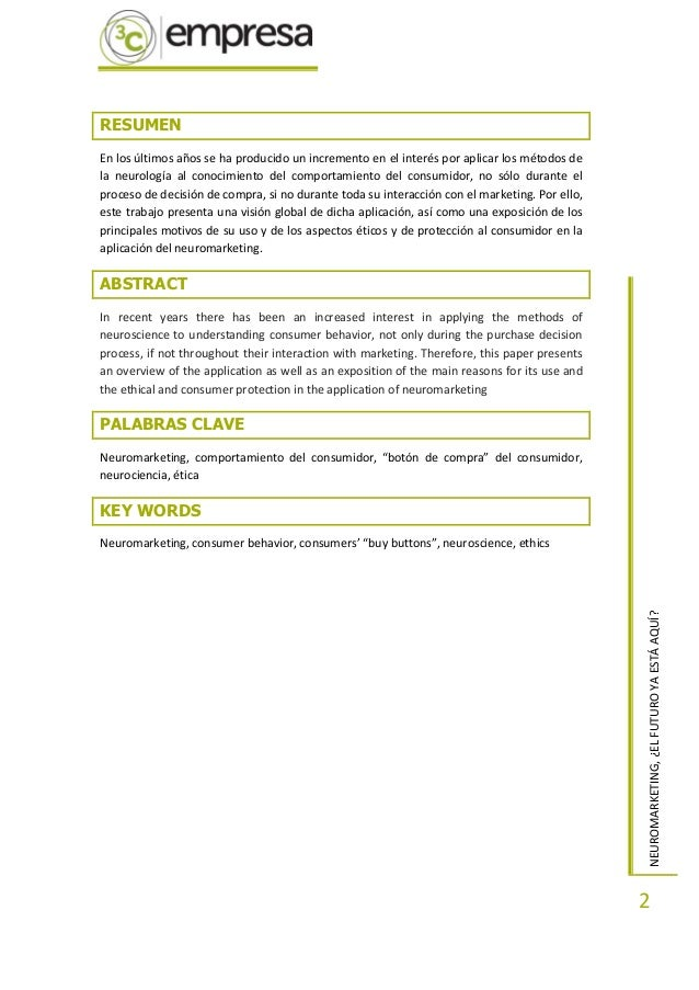 3c empresa-neuromarketing1 Slide 2