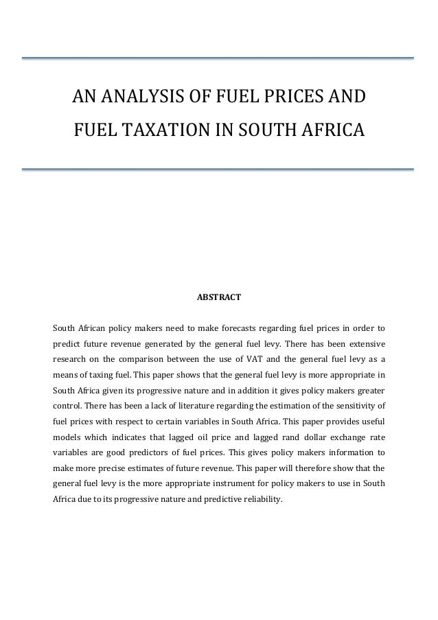 thesis statement for taxation A consumption tax versus a federal income tax in the united states by shelly-ann tomlinson bachelor of arts 1 statement of thesis.