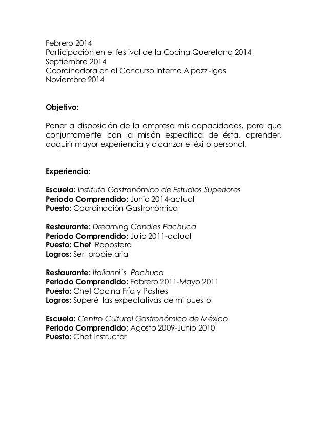 curriculum vane 2015