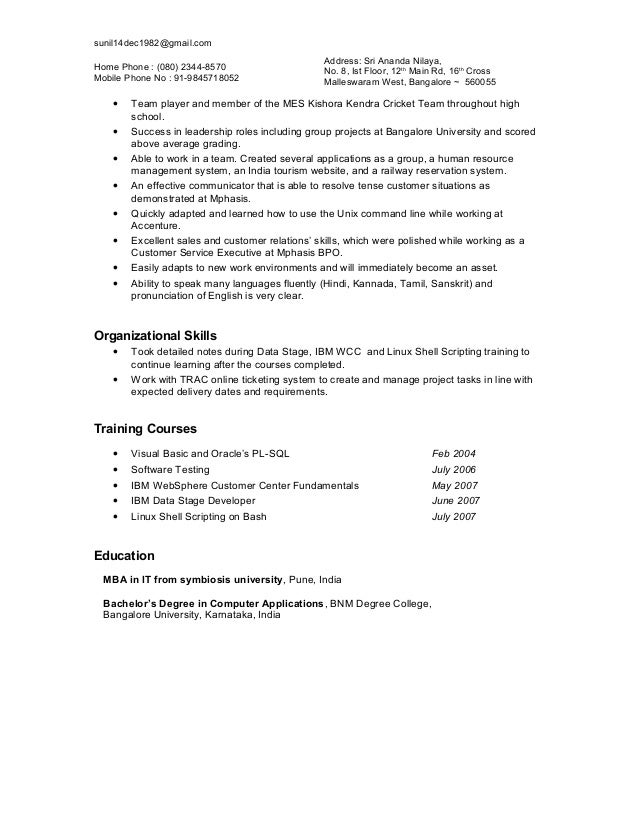 amazing cognos developer resume contemporary simple resume