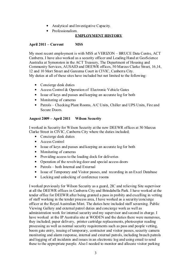 2016 Total Resume