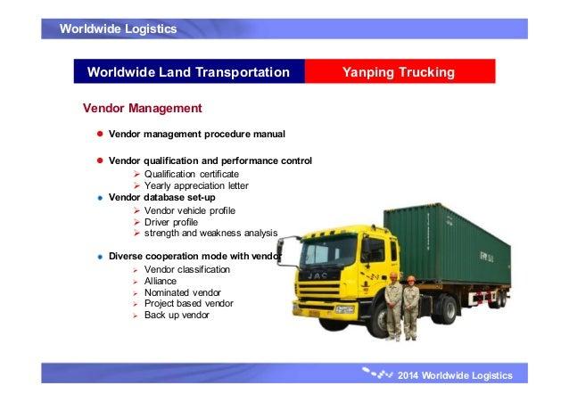 Worldwide Logistics Group[PDF] 2014
