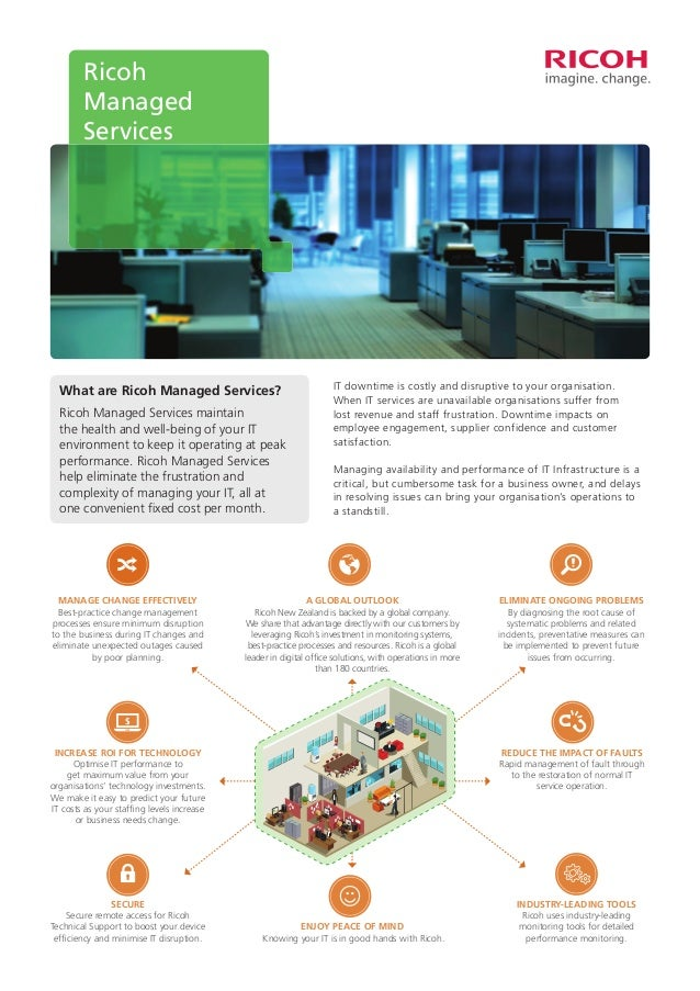 Ricoh Managed Services Brochure