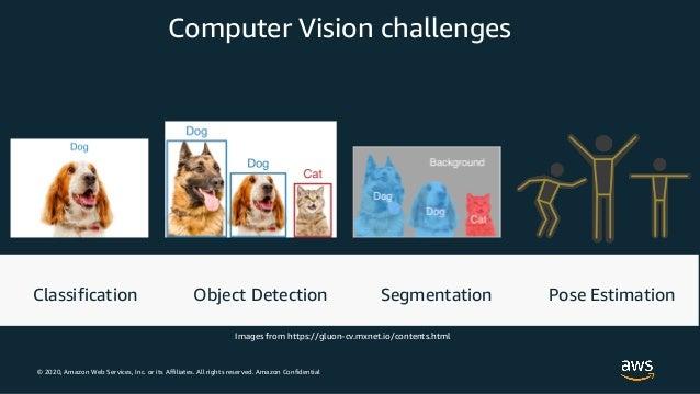 Computer Vision con AWS Slide 3