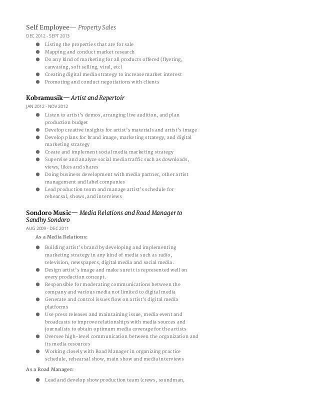 Resume Bayu Suta Sudanas Slide 2
