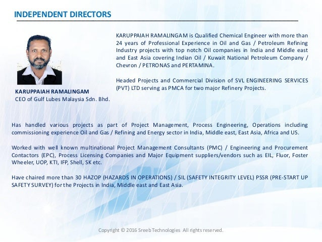 Sreeb Technologies - Corporate Overview