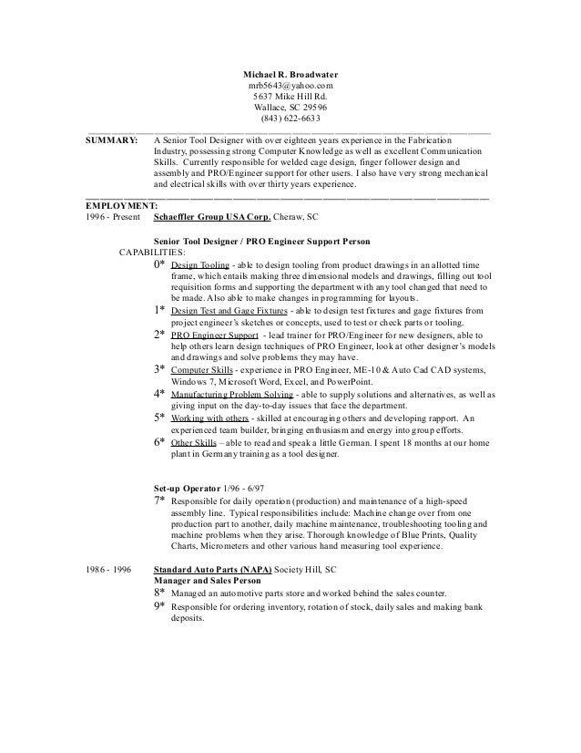 aerospace engineer resume - Juve.cenitdelacabrera.co