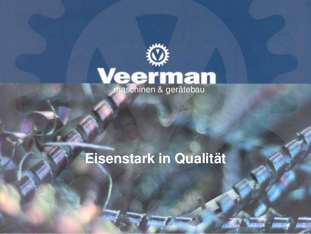 maschinen & gerätebau Eisenstark in Qualität
