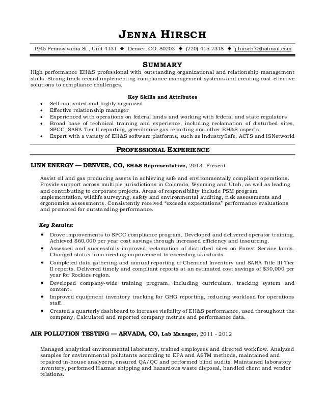 JH Resume