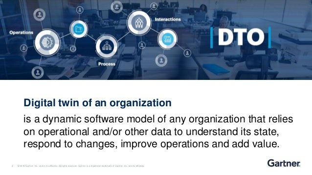 The Rise of Process Mining in the Era of the Digital Twin of an Organization (DTO) - Gartner Slide 3