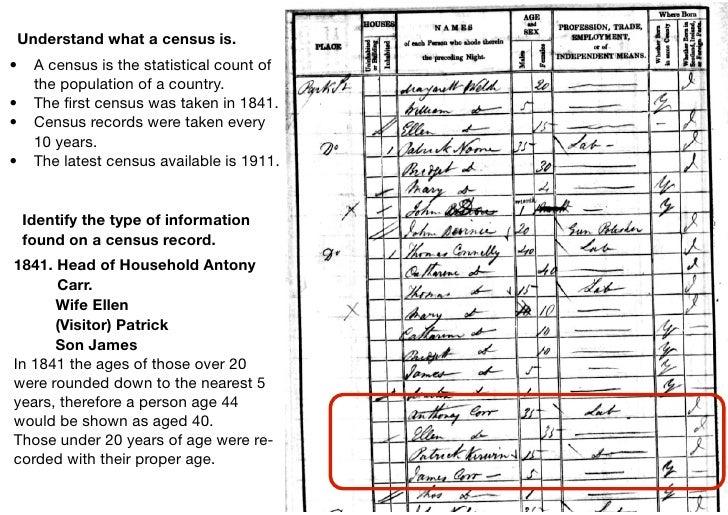 3 Census Lesson Plan Copy
