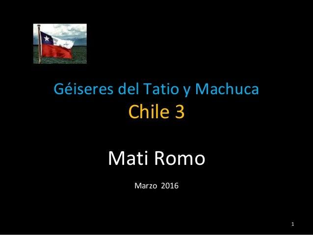 Géiseres del Tatio y Machuca Chile 3 Mati Romo Marzo 2016 1