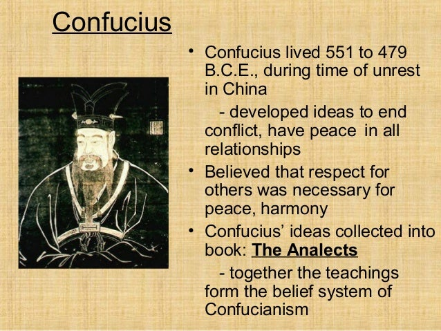 in what major ways did confucian How did confucianism and legalism differ  up being the main text of the  school of legalism and shu (arts of the ruler) he did not go the way most  wandering.