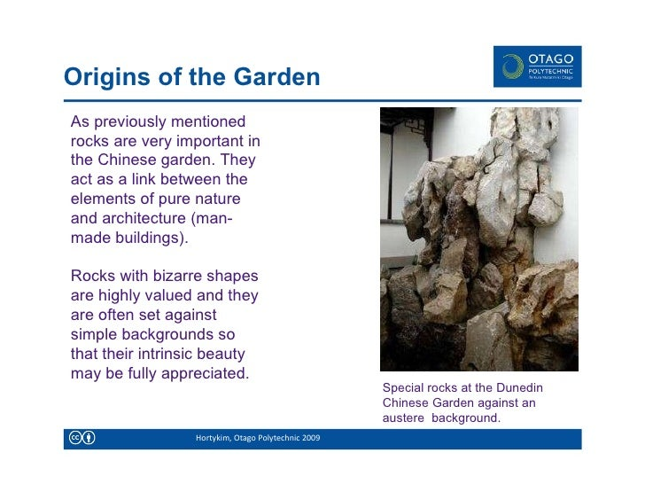 3 History of Chinese Garden Design