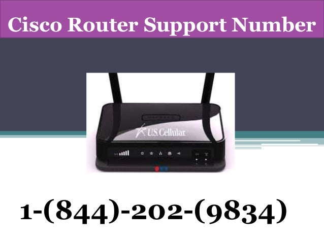 1-844-202-9834|Cisco Router Tech Support Number For Technical Help