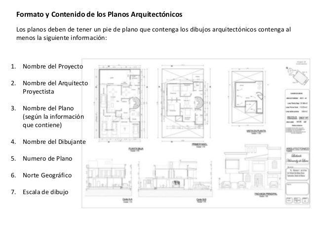 Metodolog a de la investigaci n ii componentes del dise o for Que es un plano arquitectonico