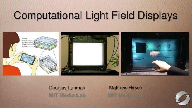 Edit this text to create aa 16:9 media      This slide has Heading    Computational Light Field window                    ...